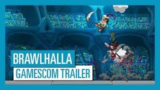 BRAWLHALLA - Trailer Gamescom 2018 [OFFICIEL] VOSTFR HD
