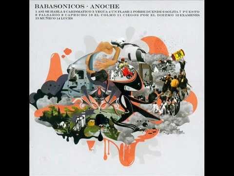 Babasonicos - Un Flash