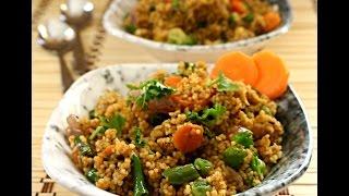 Couscous Upma Tamil