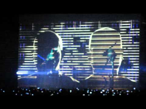 Pet Shop Boys - Axis + One More Chance/Face Like That (Santiago, Chile / 13-05-13)