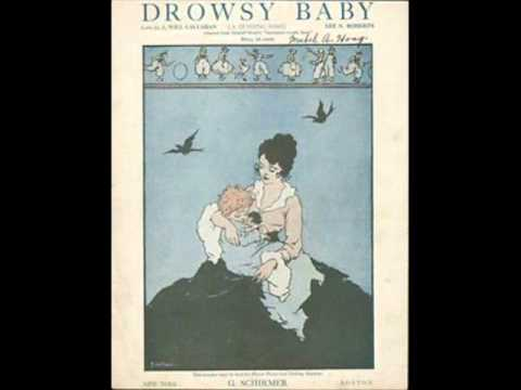 Irving Berlin - Drowsy Head
