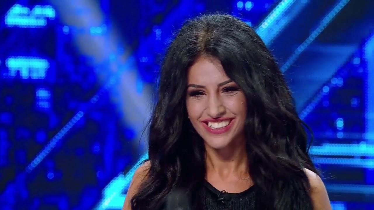 Maria Gogu, zisă și Sandra, concurenta pentru care Răzvan și Dani au pariat un milion