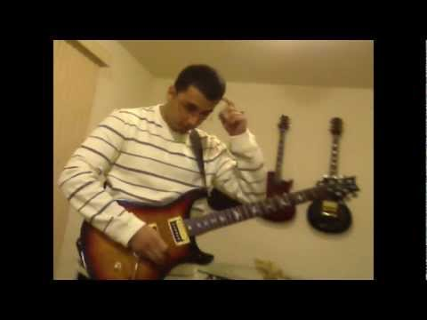 Nadaan Parindey Ghar Aaja Full Electric Guitar Cover by Danial...