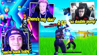 TFUE vs. CLOAKZY *BEEF* OVER? FaZe Clan *REVEALS* DOUBLE PUMP EXPLOIT! MRSAVAGE POPS OFF! (Fortnite)