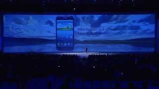 Samsung Mobile Unpacked 2012 event (Full Live Stream)