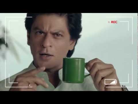 Shahrukh Khan in New AD of Tata Tea Jaago