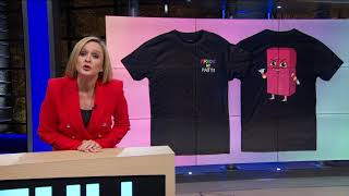"""Pride By Patti"" Shirts 