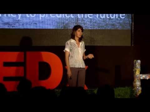 The journey to predict the future: Kira Radinsky at TEDxHiriya