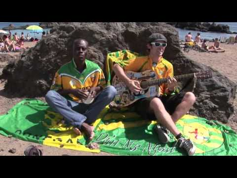 Jimmys winning matches! - Rory & the island (Donegal GAA 2012)