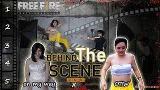 FULL BEHIND THE SCENE VIDEO VIRAL On My Way X OTW - KEMAS PAKE Z Cover ( Free Fire ) AUTO NGAKAK