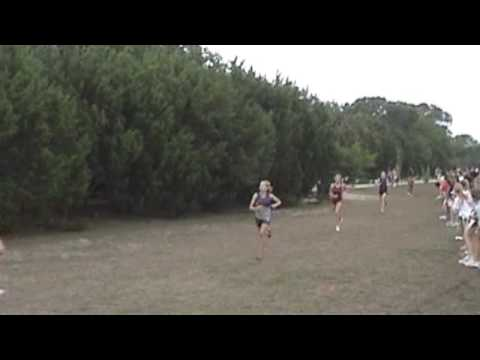 Girls Class 1-4A Varsity Cross Country at Cedar Park Texas