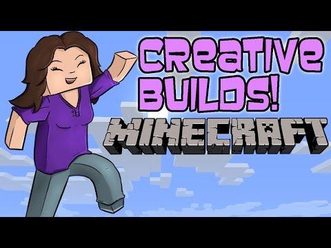 Minecraft - Creative Builds on Bapcraft.com Server!