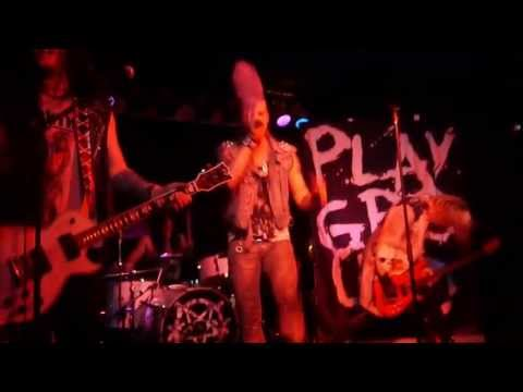 2013-05 Crashdiet (Cocaine Cowboy-Final) -  at Razzmatazz - Barcelona - Spain