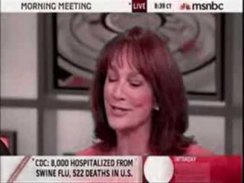 Swine flu PSYOPS - Get Your Damn Vaccine!