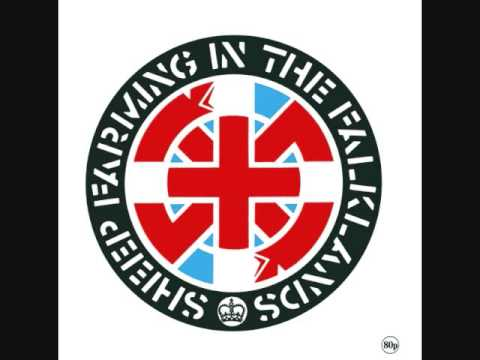 Crass - Sheepfarming in the Falklands