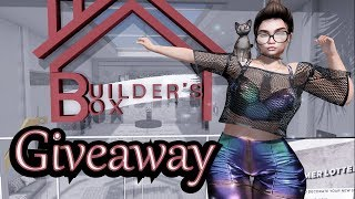 GIVEAWAY - Builder's Box - COMMERCIAL EDITION
