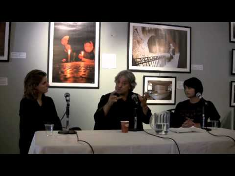 Q&A with Michel Khleifi & Christina Piovesan at Toronto Palestine Film Festival - Part 4