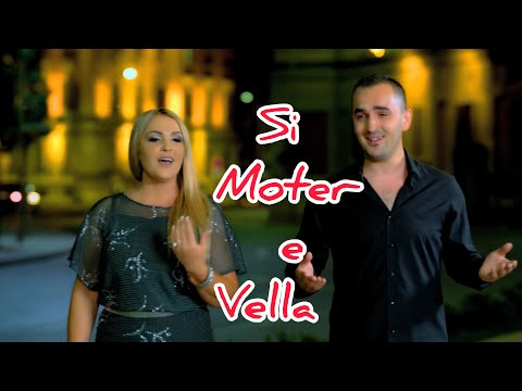 Aferdita Demaku ft Vullnet Zhuniqi  - Si moter e vella (Official Video 2013)