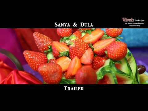 Muslim Wedding - Sanya & Dula