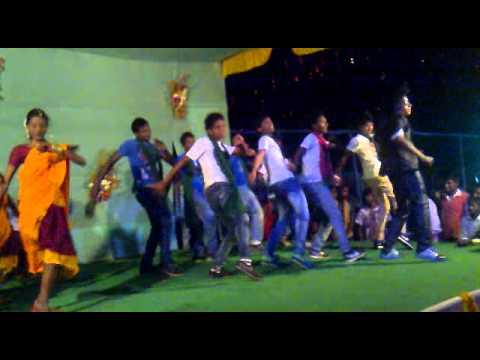 Cultural Programme In Pakwara Outdoor Stadium ,dumka(santhali) video