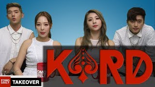 KARD Takes Over Fomo Daily [KOR SUB]