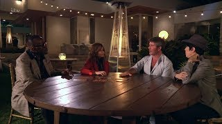 The X Factor UK 2018 Party's Over, Deliberation Time Judges' Houses Full Clip S15E12