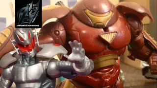 Avengers Age of Ultron Official Trailer in STOP MOTION