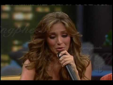 Anahi en Don Francisco Presenta part 2