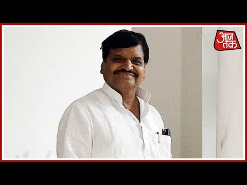 Shivpal Yadav Moving Closer To BJP? Yogi GovT Allots Mayawati's Old Bungalow To Shivpal Yadav