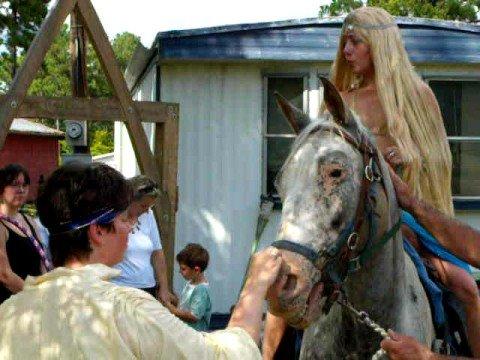 Lady Godiva Rides Again!