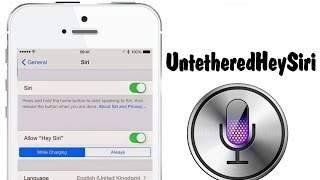 Untethered Hey Siri | Activer Hey Siri sans Brancher votre Iphone