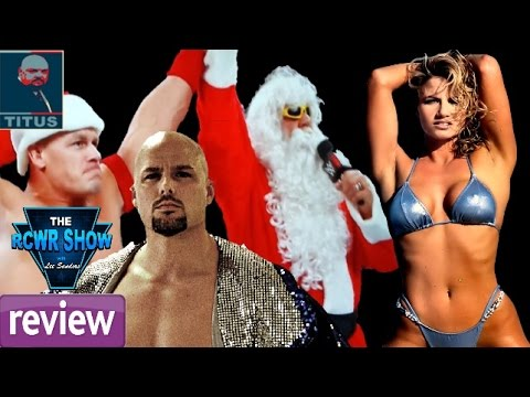 Wwe Raw 12-22-14 Review: Christmas Edition Sees Solid Wrestling! Skype Sex With Sunny! The Rcwr Show video
