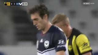 Wellington Phoenix vs Melbourne Victory 1-1 All Goals & Highlights 15.02.2019