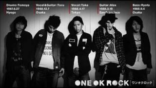Watch One Ok Rock My Sweet Baby video