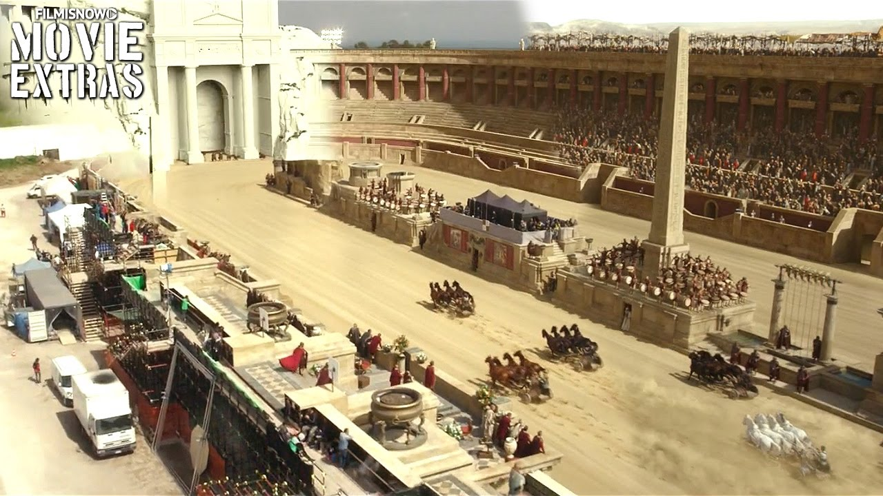 Ben-Hur - VFX Breakdown by Mr. X (2016)