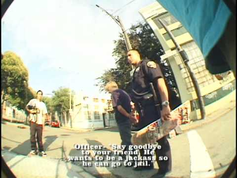 Skateboarder arrested by SFPD