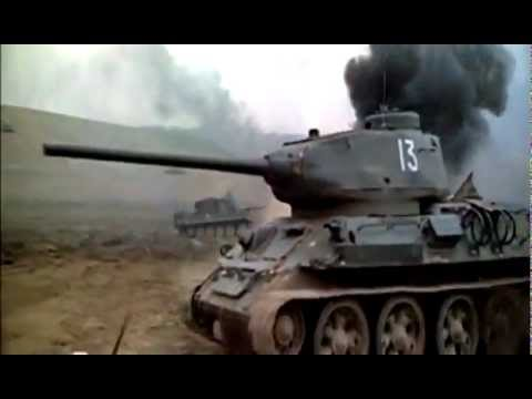 Russian Tanks T 34 vs ...