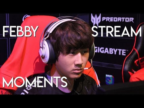 Febby Stream Moments