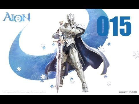 Lets play AION - ep. 15 - Tolbas forest