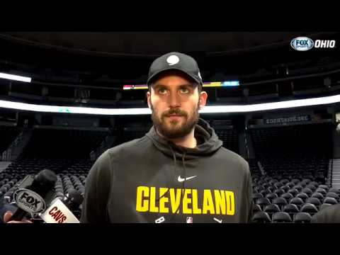 Kevin Love on mental health, panic attack & Players' Tribune article