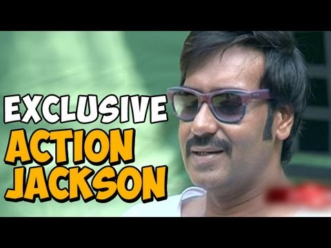 Ajay Devgn talks about his upcoming venture with Prabhudeva | Exclusive Action Jackson