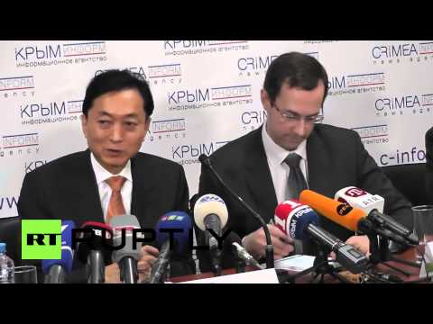 Russia: Crimea's referendum held in accordance with constitutional law – Japan's former PM