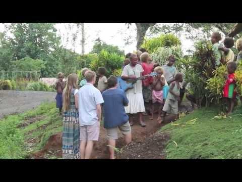 Solomon Islands Missions Trip 2013