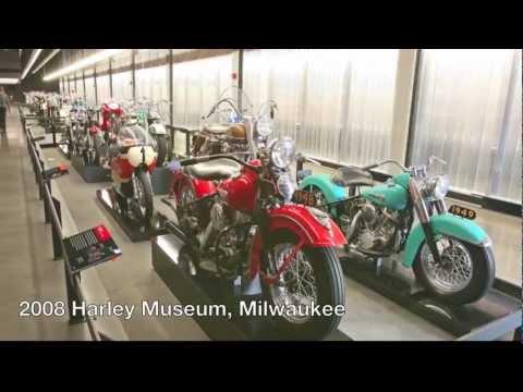 Harley-Davidson History 1903-2013