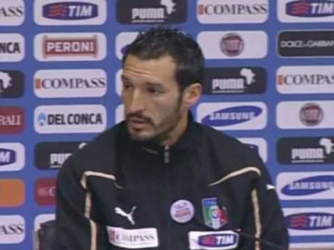 FIFA World Cup 2010 - Zambrotta of AC Milan tells us Italy will come through against Slovakia