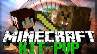 Minecraft KitPVP PROTECT THE PIRATE SHIP w/ AshleyMariee