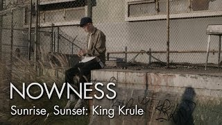 "King Krule in ""Sunrise, Sunset"" Ep2 by Yours Truly"