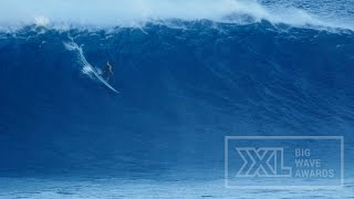 Lucas Chumbinho at Jaws - 2015 Billabong Ride of the Year Entry - XXL Big Wave Awards