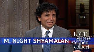 M. Night Shyamalan Says