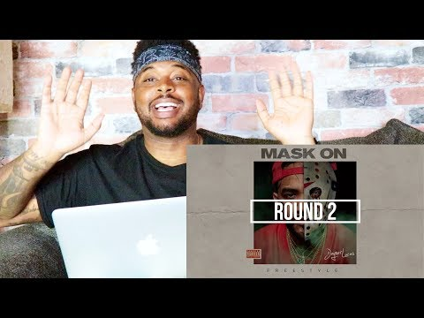 Joyner Lucas - Mask Off Remix (Mask On) REACTION!!